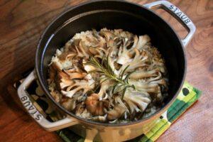ストウブ鍋で作るご飯レシピまとめ【STAUB&ハーブレシピ】